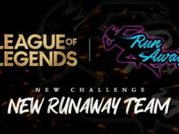 RunAway 將投入《英雄聯盟》!將是另一個電競名門?