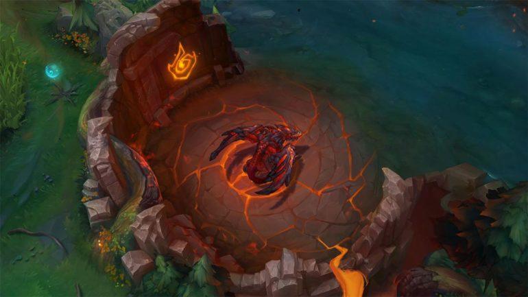 《英雄聯盟》新版元素地圖有礙操作?Riot 著手進行改善地圖色彩!