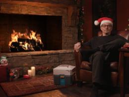 《鬥陣特攻》Jeff 又要坐在火爐邊啦!這次會不會睡著呢?