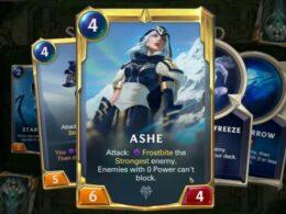 《英雄聯盟》卡牌遊戲預計每月一次更新,每 4 個月推出新系列卡牌!