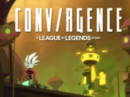 遊走在犯罪與不犯罪之間!英雄聯盟宇宙新作《Conv / Rgence》將以艾克為主角!
