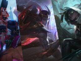 《英雄聯盟》10.3 / 強勢 AD 再遭削弱,阿祈爾、庫奇、加里歐增強!