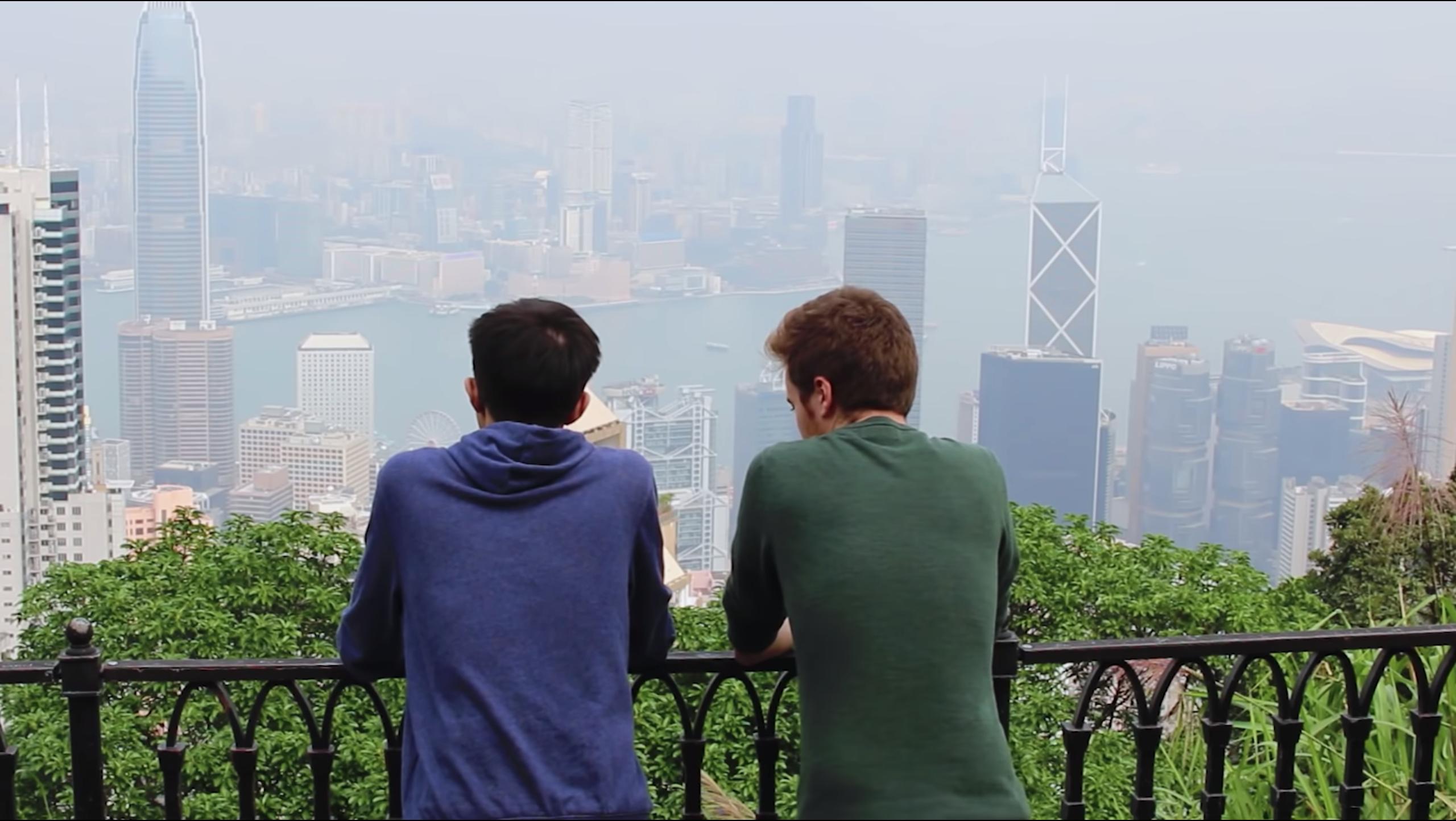 採訪聰哥之「光復香港事件」如果能重來?聰哥:「我仍然會這麼做」