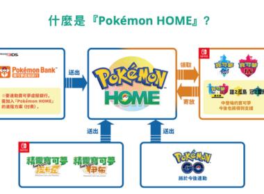 實現寶可夢世界!雲端跨平台服務 Pokémon HOME 將於 2 月上線