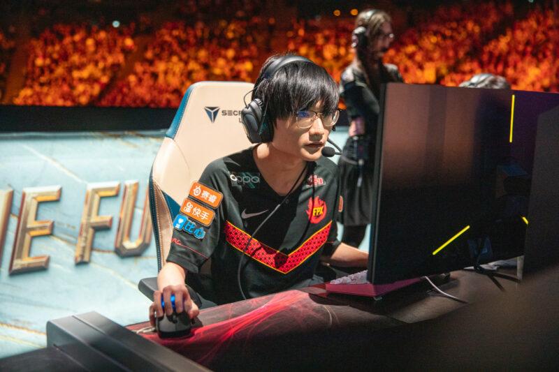 《英雄聯盟》FPX Tian:「就算沒薪水我也會幫 FPX 打比賽,我只是想向世界證明我可以!」
