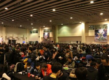 《寶可夢集換式卡牌》台灣賽區參戰!現場塞滿 1,500 玩家共襄盛舉