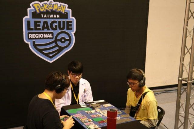 《寶可夢集換式卡牌》 台灣賽區參戰!現場塞滿 1,500 玩家共襄盛舉