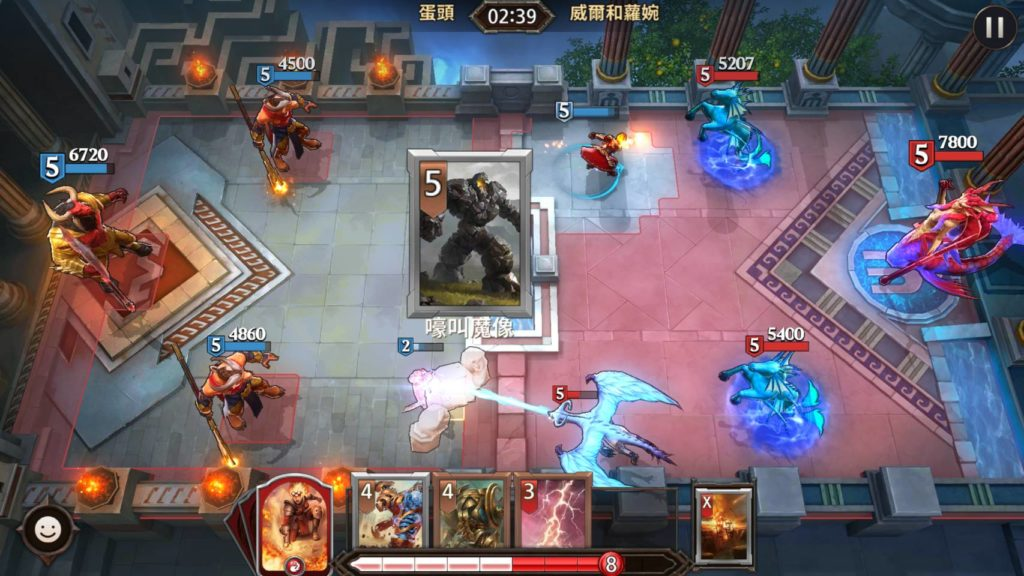 魔法風雲會手遊 《Magic:ManaStrike》評測!活靈活現的鵬洛客們展開大戰