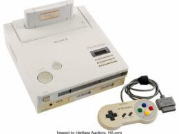 Nintendo Play Station 競標達 35 萬美元,傳說級主機的前世今生?