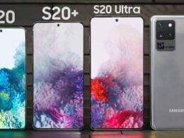 難道會比Galaxy S10 還貴?三星 S20 系列售價曝光!