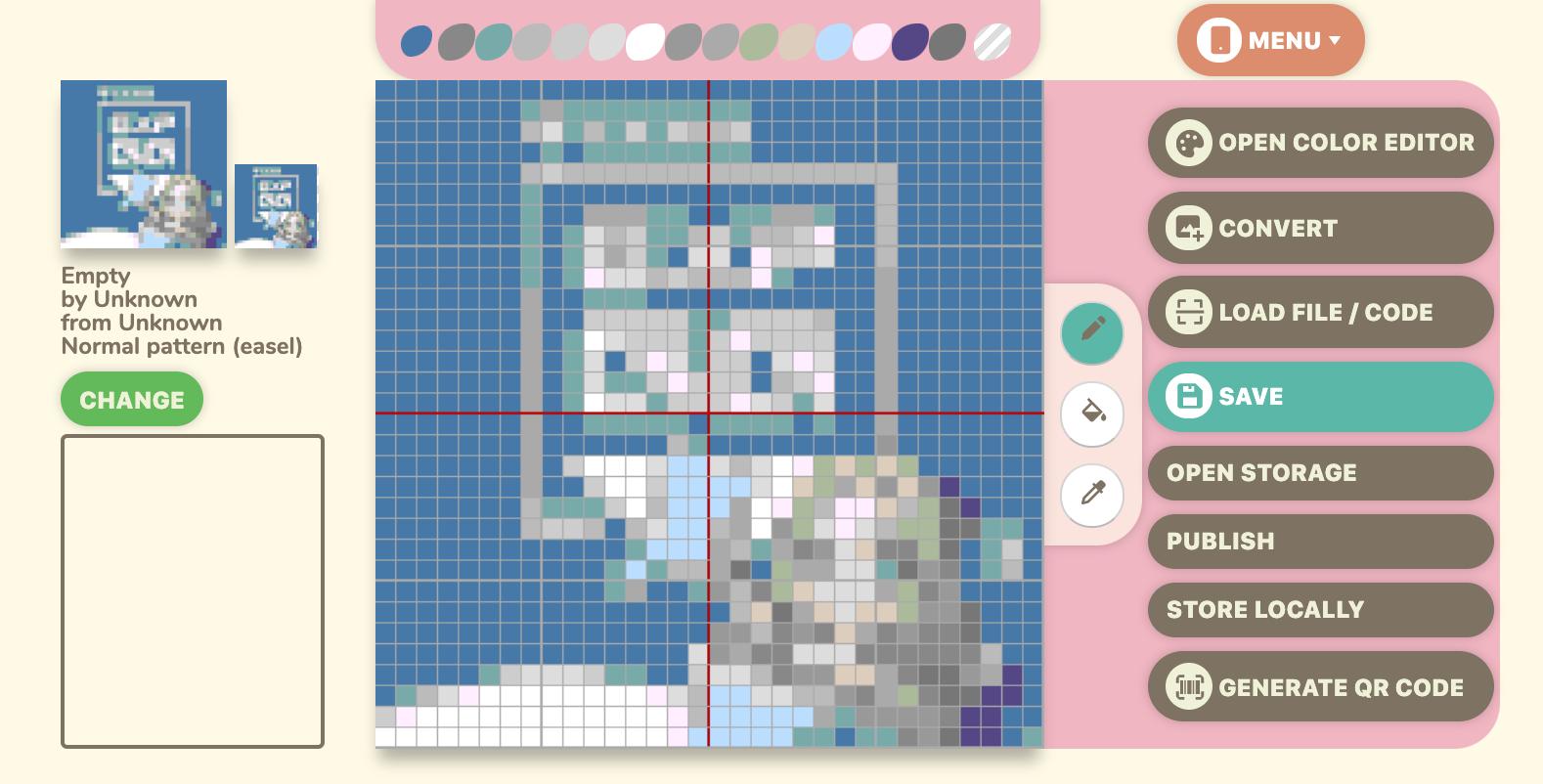 【教學】《動物森友會》如何把圖片輸入 自製 QRCode ?