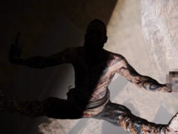 駭客發現《戰神》隱藏的小秘密 —— 敵人會對克雷多斯比中指!