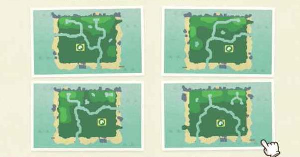 《集合啦!動物森友會》如何選擇適合的島嶼?