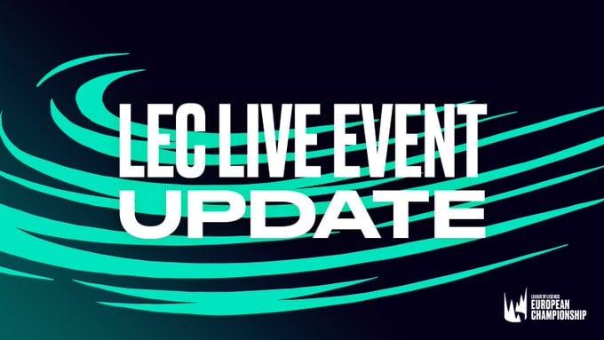 《英雄聯盟》LEC、LCS 針對武漢肺炎做出因應,其餘賽事將改打線上賽!