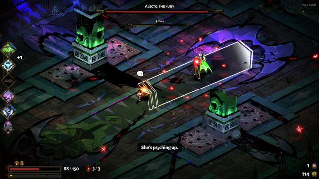 【心得】獨樹一格的 Roguelike《 Hades 》 遊戲評測