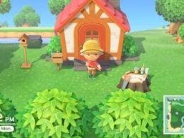 《集合啦!動物森友會》帳篷應該擺哪裡?如何移動和旋轉家具?