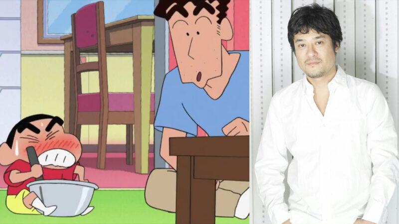 慟!《蠟筆小新》野原廣志聲優因病去世,享年 55 歲!