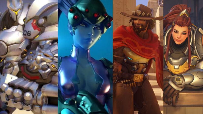 《鬥陣特攻》本週禁止 2 名盾牌英雄和 2 名長槍英雄!