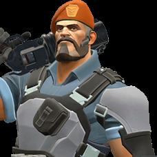 Valorant 英雄 Brimstone