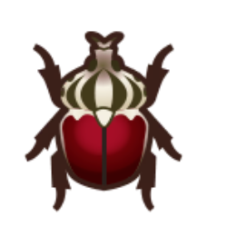 哥利亞大角花金龜