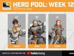 《鬥陣特攻》本週英雄池來了!未來 3500 分以下將取消英雄池?