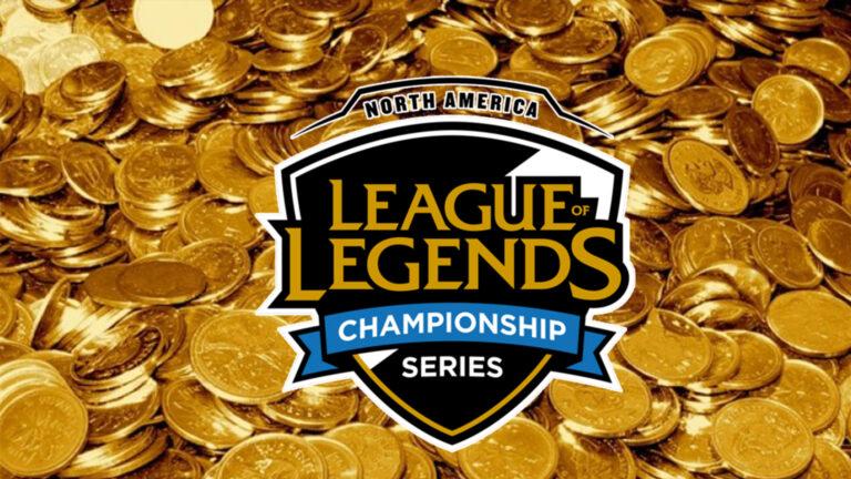 北美選手薪資上漲?LCS 平均薪資已超過 40 萬美金!