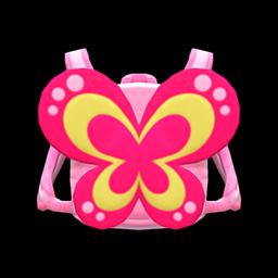 蝴蝶雙肩包