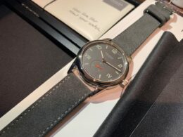 Nomos Club Campus 736 開箱!來自德國的包浩斯風格腕錶!