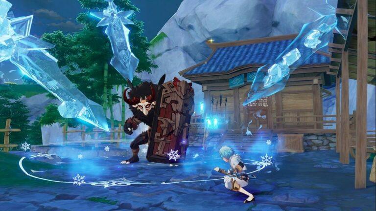 原神 角色天賦 及效果一覽(Genshin Impact 攻略 )