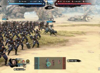 三國群英傳8 戰鬥 、武將系統打法分享