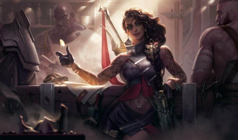 從比賽到 rank 的版本陷阱?煞蜜拉為何屢戰屢敗?