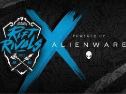 Alienware 因 Riot 性騷擾案件提前終止贊助《英雄聯盟》!