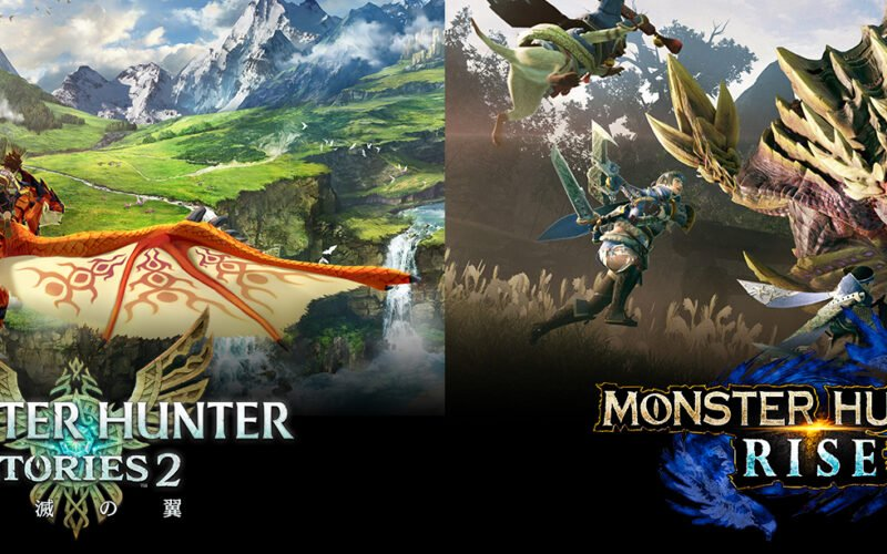 《魔物獵人》 4 月特備節日:《MHR》4 月底更新內容公布、《魔物獵人物語2》最新資訊!