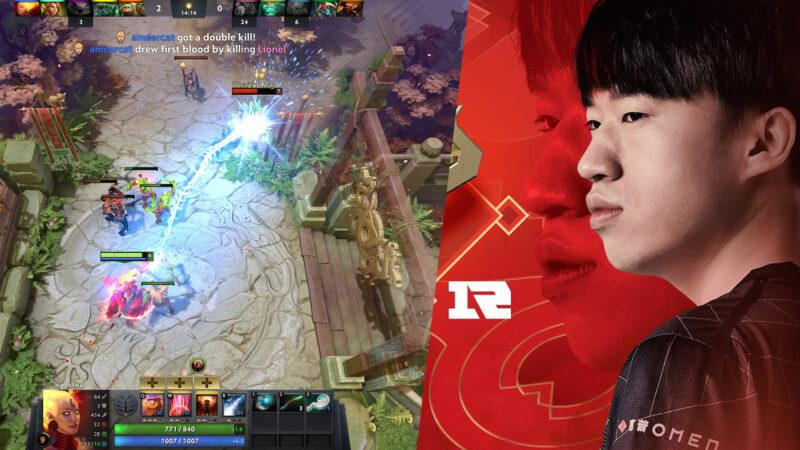 有點意思!玩家討論 RNG 戰術不是在打 LOL 而是在打 Dota?