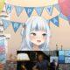 Holo / Gawr Gura 生日惡魔獵人也來祝賀,鯊鯊感動到哽咽!