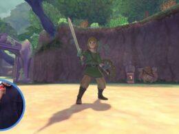 薩爾達傳說 禦天之劍 HD 鑰匙碎片取得位置